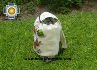 Beautiful Backpack with Incas culture borders andean-party   - Product id: HANDBAGS09-70 Photo04