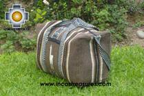 Big Alpaca Travel bag TAMBO silver - Product id: HANDBAGS09-57 Photo03