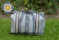 Big Alpaca Travel bag TAMBO silver - Product id: HANDBAGS09-55 Photo04