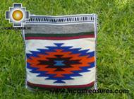 big Handmade sheep wool square handbag ENERGY - Product id: HANDBAGS09-24 Photo02