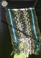 Handbag with handmade embroided ayacucho - Product id: HANDBAGS09-66 Photo02