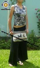 handmade handbag alpaca sheep ANDEAN LLAMA - Product id: HANDBAGS09-03 Photo04