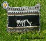 handmade handbag alpaca sheep ANDEAN night - Product id: HANDBAGS09-05 Photo02