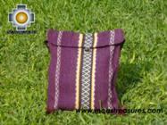 handmade handbag of bolivian blanket CHICHA - Product id: HANDBAGS09-17 Photo01