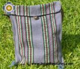 handmade handbag of bolivian blanket dawn - Product id: HANDBAGS09-18 Photo01