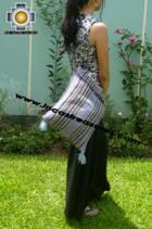handmade handbag of bolivian blanket dawn - Product id: HANDBAGS09-18 Photo03
