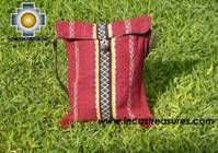 handmade handbag of bolivian blanket firebird - Product id: HANDBAGS09-20 Photo02