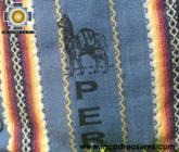 handmade handbag of bolivian blanket sky - Product id: HANDBAGS09-19 Photo03