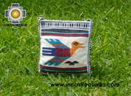 Handmade sheep wool square handbag freebird - Product id: HANDBAGS09-12 Photo01