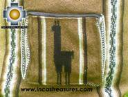 medium alpaca travel backpack BROWN - Product id: HANDBAGS09-41 Photo02