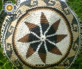 Round Handbag sheep wool day star - Product id: HANDBAGS09-34 Photo03