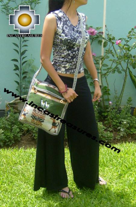 Andean handbag from Huancayo PERU pachacamac - Product id: HANDBAGS09-59