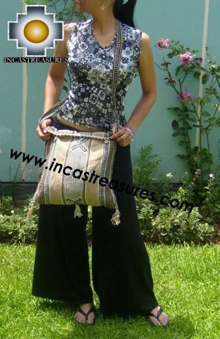 Andean rustic Handbag  SAN PEDRO - Product id: HANDBAGS09-75
