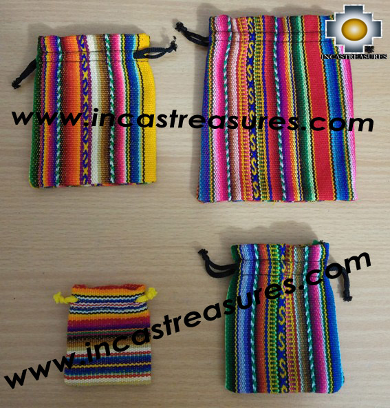 Handmade Bayeta Mini Handbag Warmi - 4 SIZES