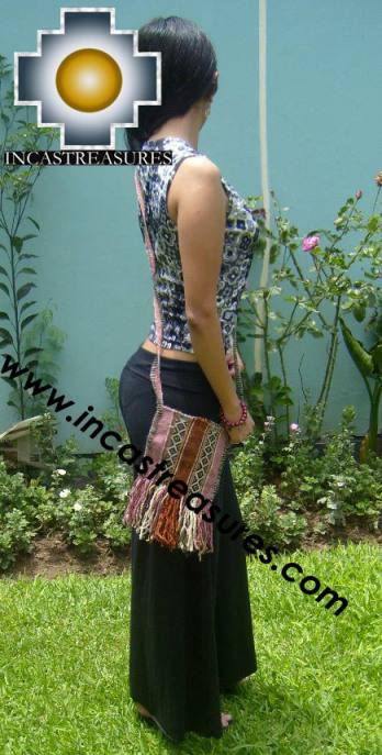 Handmade Collection handbag CHASQUI LEGACY - Product id: HANDBAGS09-62