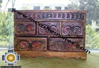 Home Decor Jewelry Case Trunk Flowers - Product id: home-decor10-14 Photo08