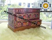 Home Decor Jewelry Case Trunk Flowers - Product id: home-decor10-14 Photo02
