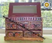 Home Decor Jewelry Case Trunk Flowers - Product id: home-decor10-14 Photo05