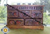Home Decor Jewelry Case Trunk Flowers - Product id: home-decor10-14 Photo04