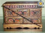 Home Decor Jewelry Case Trunk Flowers - Product id: home-decor10-14 Photo01