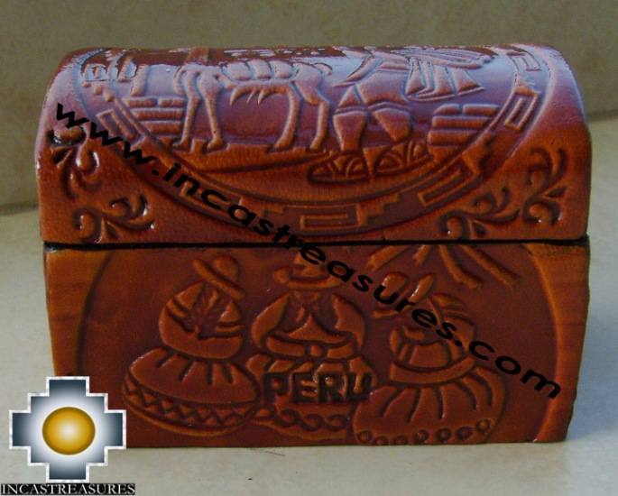 Home Decor Jewelry Case andean llama - Product id:  home-decor10-15