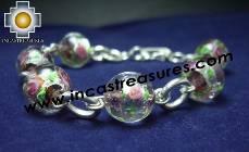 950 Silver Bracelets, free shipping