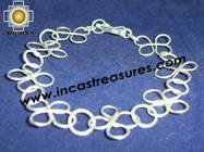 Jewelry 950 Silver bracelet Treasures - Product id: silver-Jewelry10-13