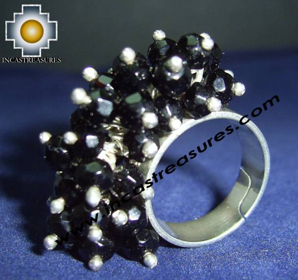 Jewelry 950 Silver Ring Moonlight - Product id: Silver-Jewelry10-01