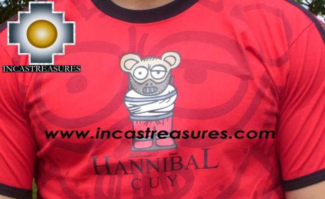 Cotton Tshirt -  Hannibal Cuy
