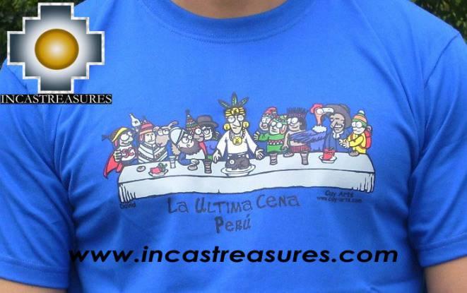 Cotton Tshirt -  Last Supper