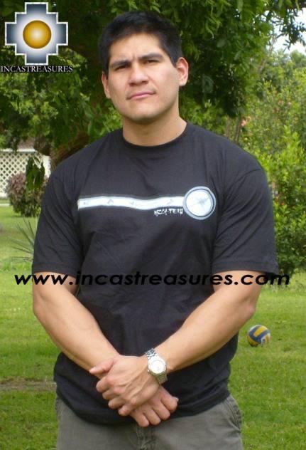 Cotton Tshirt -  Nazca Ray