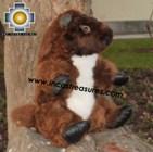 Alpaca Stuffed Animal -justin-beaver - Product id: TOYS12-02 Photo02
