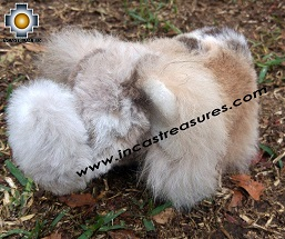 Alpaca Stuffed Elephant Shortis- 100% Baby Alpaca