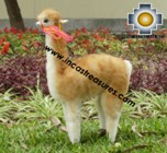 Beautiful Vicugna giant-canela - Product id: TOYS12-03