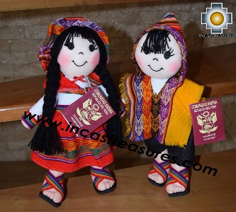 Andean Doll couple- Product id: GAMES16-01, photo 03