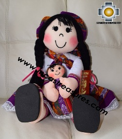 Andean Doll josefina- Product id: GAMES16-04, photo 01