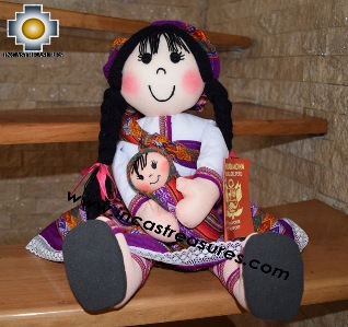 Andean Doll josefina- Product id: GAMES16-04, photo 02