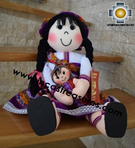 Andean Doll josefina- Product id: GAMES16-04, photo 03
