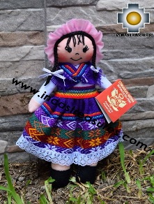 Andean Doll juanita- Product id: GAMES16-03, photo 02