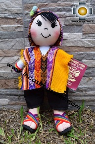 Andean Doll paco- Product id: GAMES16-06, photo 02