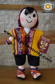 Andean Doll Paco- Product id: GAMES16-06, photo 03