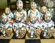 Big wooden classic Chess Set - 100% handmade - Product id: toys08-64chess, photo 10