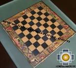 Big wooden classic Chess Set - 100% handmade - Product id: toys08-64chess, photo 06