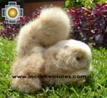 Alpaca Stuffed Animal Squirrel Nuez - Product id: TOYS08-57 Photo04