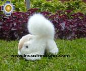 Alpaca Stuffed Animal Squirrel Nuez - Product id: TOYS08-57 Photo01