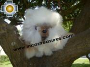 Adorable White Big cat - stuart THE CAT - Product id: TOYS08-23 Photo03