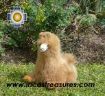 alpaca stuffed animal chevere , photo 06