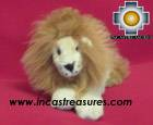 Baby Alpaca Beige King Lion - George , photo 05