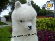 Alpaca Stuffed Animal Llama - Llamona - Product id: TOYS08-60 Photo02