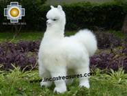 Alpaca Stuffed Animal Llama - Llamona - Product id: TOYS08-60 Photo05